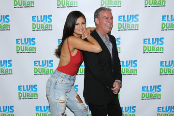 Selena Gomez Selena Gomez Visits 'The Elvis Duran Z100 Morning Show'