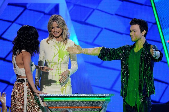 Selena Gomez - Nickelodeon's 25th Annual Kids' Choice Awards - Show