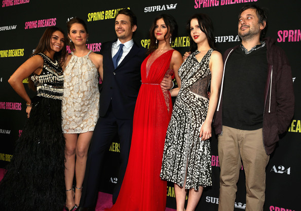 'Spring Breakers' Premieres in Hollywood 2