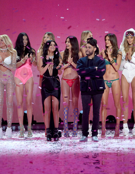 0c63451dfb9 Selena Gomez and The Weeknd Photos - 8 of 13. 2015 Victoria s Secret  Fashion Show ...