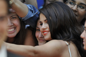 Selena Gomez 2012 MuchMusic Video Awards - Arrivals
