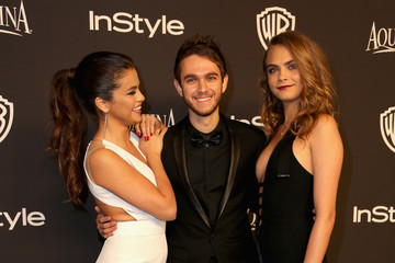 Selena Gomez InStyle And Warner Bros. Golden Globes Party — Part 2