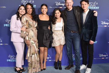 "Selenis Leyva Premiere Of Disney +'s ""Diary Of A Future President"" - Arrivals"