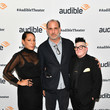 Selenis Leyva Audible Celebrates 'The Half-Life of Marie Curie' At Minetta Lane Theatre In NYC