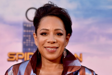 Selenis Leyva Premiere of Columbia Pictures' 'Spider-Man: Homecoming' - Arrivals