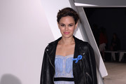 Rachel Bilson at Self-Portrait - Here's What Celebs Wore to Sit Front Row This Fashion Week