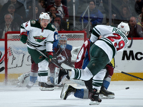 Minnesota Wild v Colorado Avalanche - Game Five