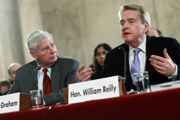 William Reilly Senate Holds Hearing On Recommendations From BP Oil Spill Commission