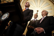 Mitch McConnell and John Thune Photos Photo