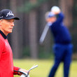 Bernhard Langer and Colin Montgomerie Photos