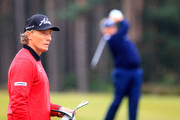 Bernhard Langer and Colin Montgomerie Photos Photo