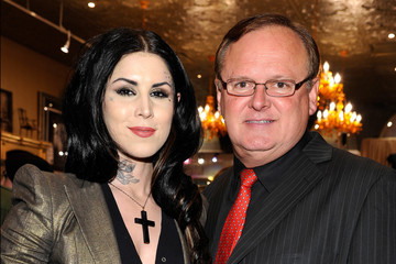Rene Drachenberg Kat Von D at the Sephora VIP Party