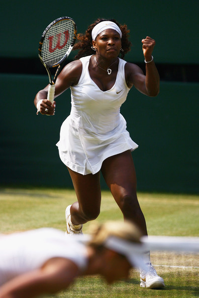 Serena williams elena dementieva