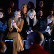 Serena Goh Laquan Smith - Front Row - February 2018 - New York Fashion Week: The Shows