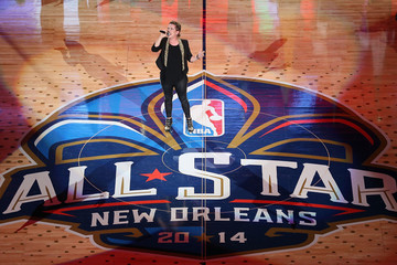 Serena Ryder NBA All-Star Concert and Performances 2014
