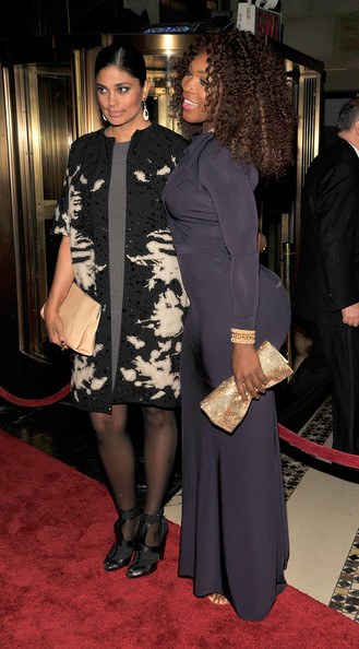 Serena Williams Fashion designer Rachel Roy and pro tennis player Serena Williams attend the 2011 New Yorkers for Children Fall Gala at Cipriani 42nd Street on September 20, 2011 in New York City.