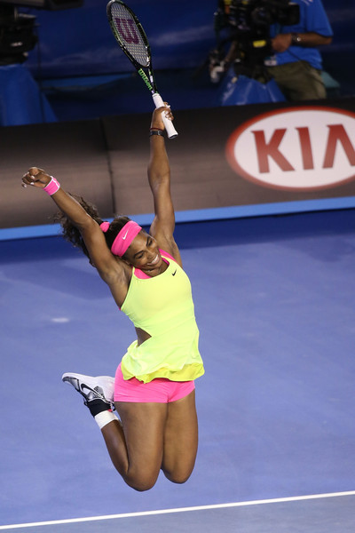 Serena+Williams+2015+Australian+Open+Day