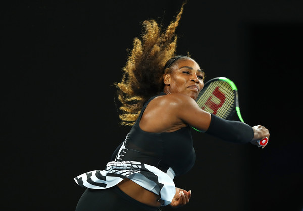 Serena Williams Races Through As Rival Radwanska Goes Out At Australian Open