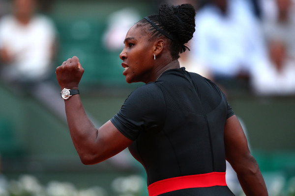 (VIDEO) Day 5 At The French Open: Serena Keeps Fighting, Fognini Goes Off On A Rant