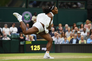 Serena Williams Day Seven: The Championships - Wimbledon 2016