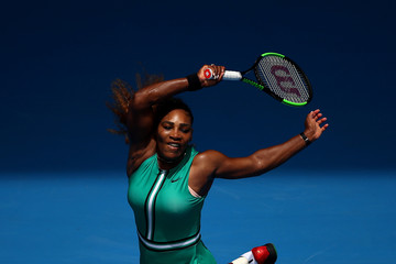 Serena Williams European Best Pictures Of The Day - January 15, 2019