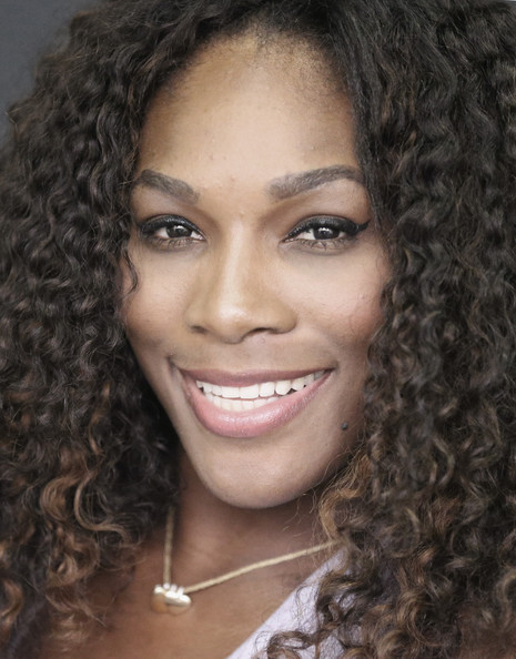 Serena Williams - Serena Williams Launches Mobile Ap Workout