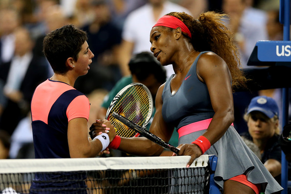 Serena Williams - U.S. Open: Day 9