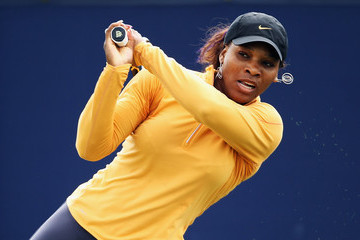 Serena Williams AEGON International - Day One