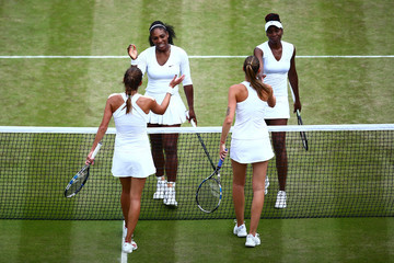 Serena Williams Day Eleven: The Championships - Wimbledon 2016