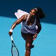 Serena Williams 2020 Australian Open - Day 5