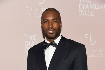 Serge Ibaka Rihanna's 4th Annual Diamond Ball Benefitting The Clara Lionel Foundation - Arrivals