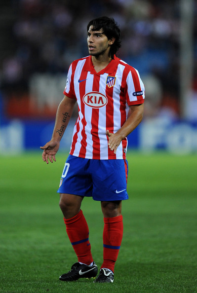 san francisco 1f1f9 42611 Sergio Aguero Photos Photos - Atletico Madrid v APOEL FC ...