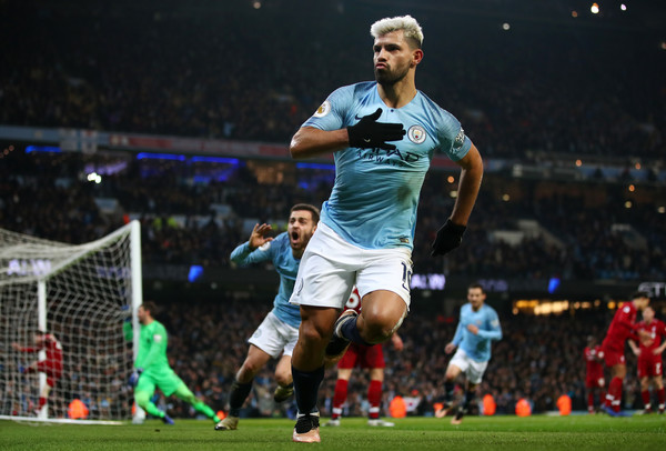 Image result for aguero 2019