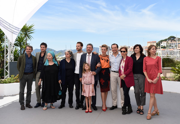 'Fortunata' Photocall - The 70th Annual Cannes Film Festival [social group,red,event,team,community,tourism,businessperson,real estate,white-collar worker,architecture,nicola giuliano,edoardo pesce,nicole centanni,sergio castellitto,jasmine trinca,alessandro borghi,hanna schygulla,l-r,fortunata photocall - the 70th annual cannes film festival,cannes]