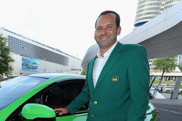 Sergio Garcia BMW International Open - Previews
