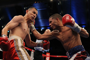 Luis Del Valle Sergio Martinez v Paul Williams