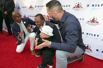 Sergio Mora B. Riley & Co. and Sugar Ray Leonard Foundation's 7th Annual 'Big Fighters, Big Cause' Charity Boxing Night
