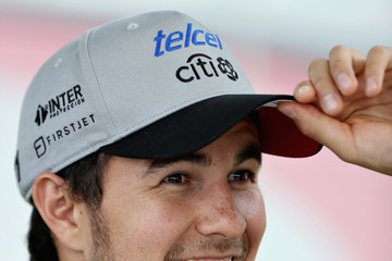 Sergio Perez Australian F1 Grand Prix - Previews