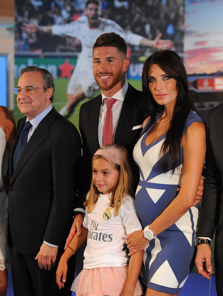 Sergio Ramos and Pilar Rubio Photos Photos - Sergio Ramos ...