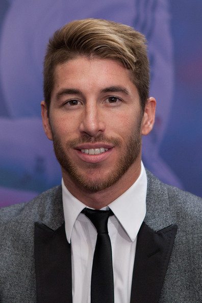 The 31-year old son of father José Maria Ramos and mother Paqui Ramos, 183 cm tall Sergio Ramos in 2017 photo