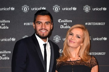 Sergio Romero United for Unicef Gala Dinner - Red Carpet Arrivals