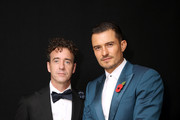 CEO of SeriousFun, Blake Maher (L) and Orlando Bloom attend the SeriousFun London Gala 2018 at The Roundhouse on November 6, 2018 in London, England.