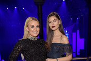 Tallia Storm and Emily Canham Photos Photo