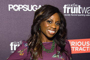TV personality Delaina Dixon attends the 'Seriously Distracted' launch party at 1OAK on October 20, 2014 in New York City.