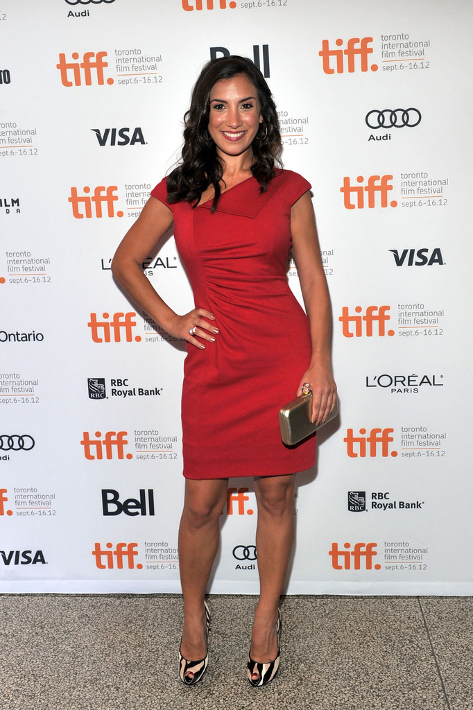Annika marks in the sessions premiere 2012 toronto for Annika marks