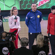 Seth Curry Celebrities Attend The 2019 NBA All-Star Saturday Night