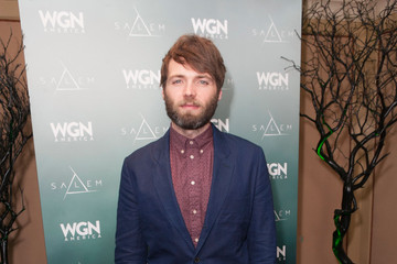 Seth Gabel Celebs at the Winter TCA 'Salem' Event