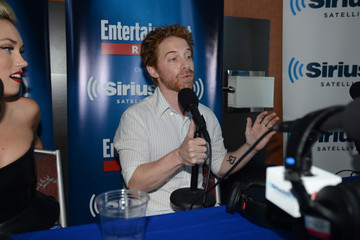 Seth Green SiriusXM's Entertainment Weekly Radio Channel Broadcasts From Comic-Con 2014