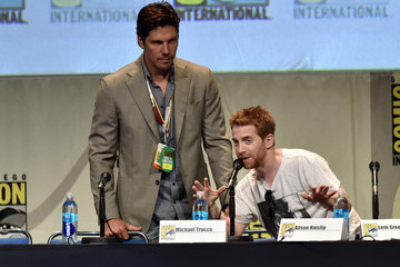 Seth Green Comic-Con International 2015 - 'Con Man' The Fan Revolt 13 Years in the Making Panel