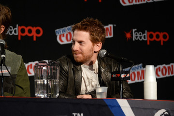 Seth Green Nickelodeon at New York Comic-Con